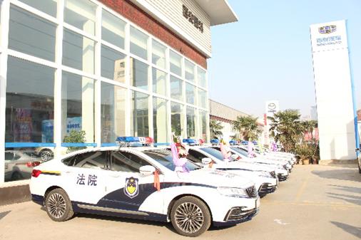 """中国B级车市场""""群雄逐鹿"""" 吉利博瑞轻松取胜 汽车殿堂"""