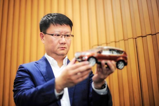 中国设计 中国成本 中国速度 长安福特破局之道 汽车殿堂