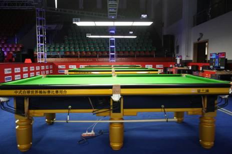 图片包含 地板, 室内, 建筑物, 台球桌 描述已自动生成