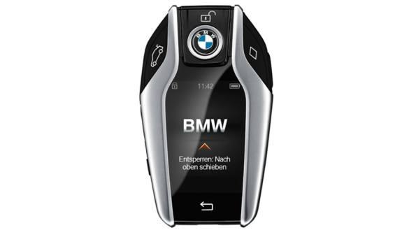 BMW智能触控钥匙
