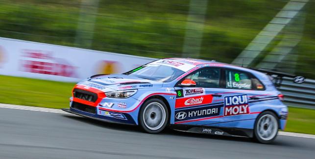 現代i30NTCR在寧波賽道掀起高性能賽車運動熱潮