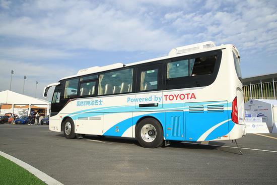 运筹帷幄向未来 丰田引领氢能源产业发展