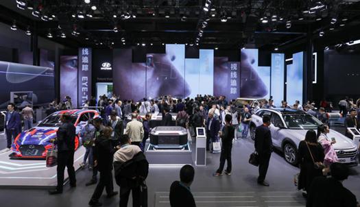 现代汽车氢能技术描绘未来出行宏伟蓝图