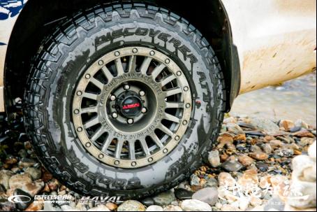 挑战G318,固铂轮胎掀起越野狂澜
